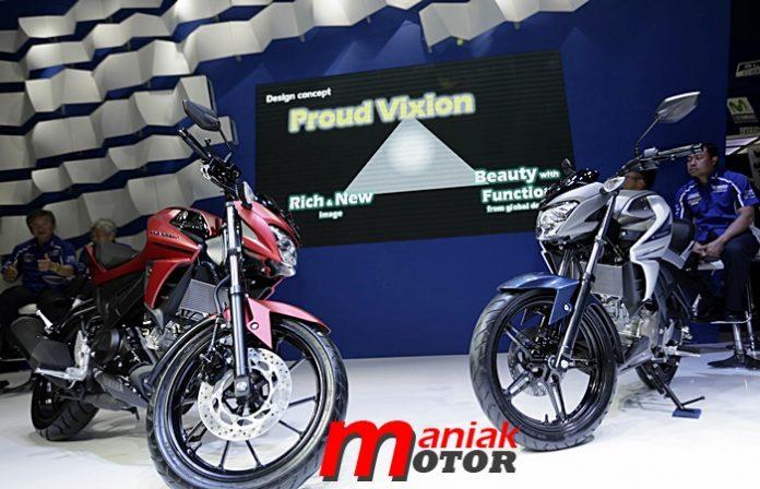New Vixion R, Yamaha, Harga