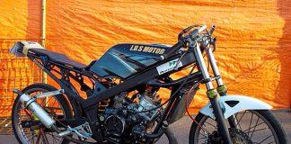 Ninja STD, Ius Motor, Pemalanhg