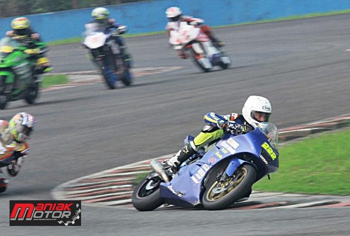 Yamaha R35 Rey IRS