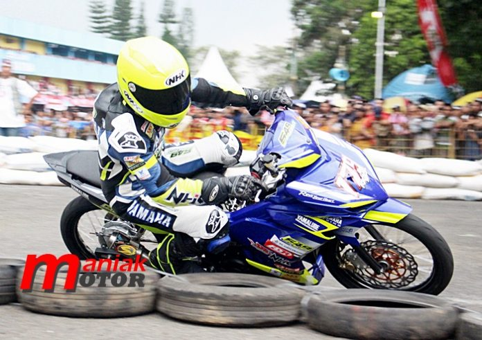 Richard T, Motoprix, Banten