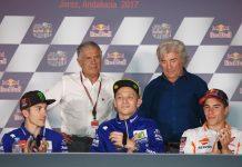 Rossi, Agostini, Jerez