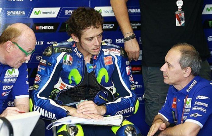 Rossi, Luca, mentor