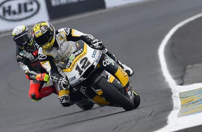 Thomas Luthi, Moto2, Prancis