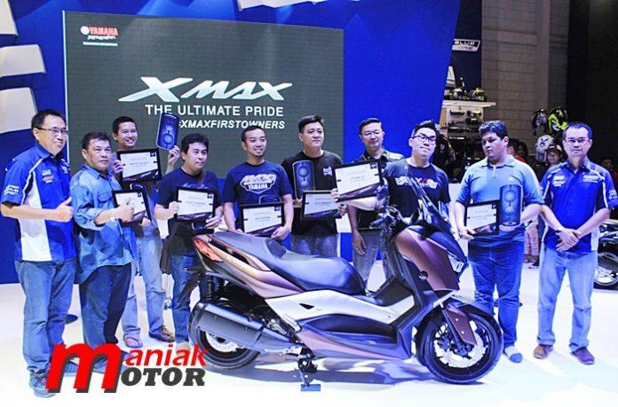 XMAX, SIMBLOIS, IIMS