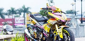 Yamaha Exciter, modif, Pho Yen