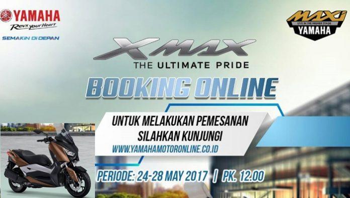 Yamaha, XMAX, Online