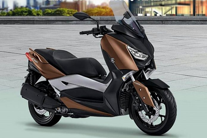 Yamaha,XMAX, Online 1000