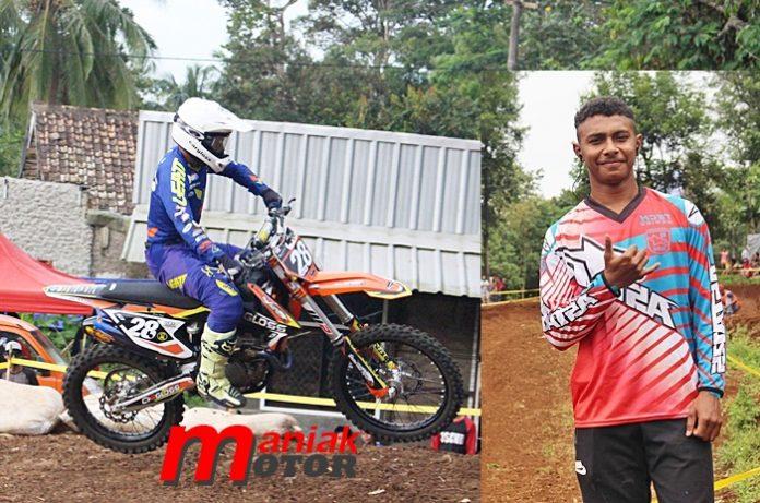 Yoshua, motocross, purbalingga