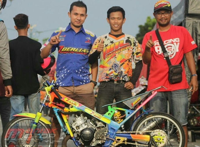 7 Berlian racing Team-Chandra Wijaya-Tengah