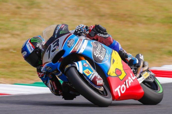 Alex, FP3 Moto2, Catalunya
