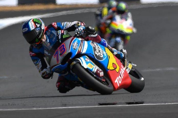 Alex Marquez, FP2, Mugello