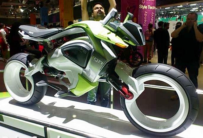 BS-VI, HeroMotor, India