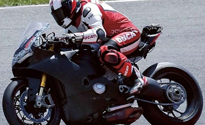Ducati, V4, superbike 2017