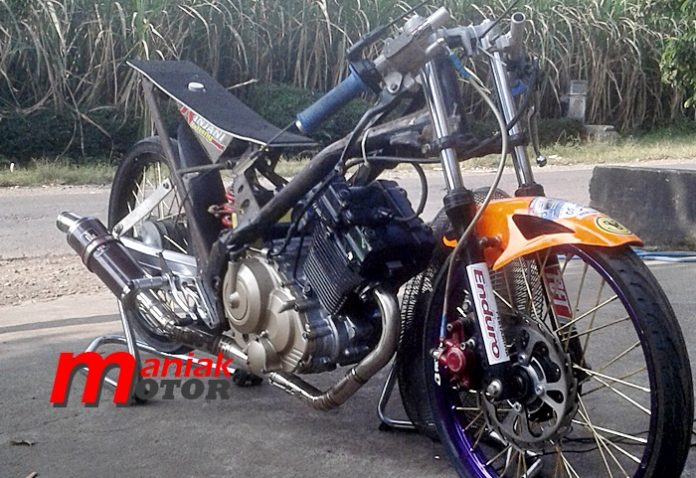 FU 200, Rinjani, Drag Bike