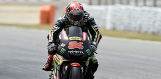 Folger, Tes catalunya, MotoGP