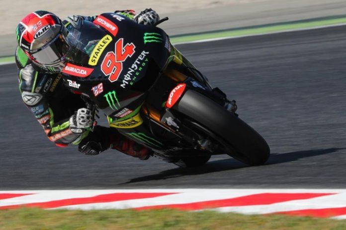 Folger, WUP Catalunya, MotoGP