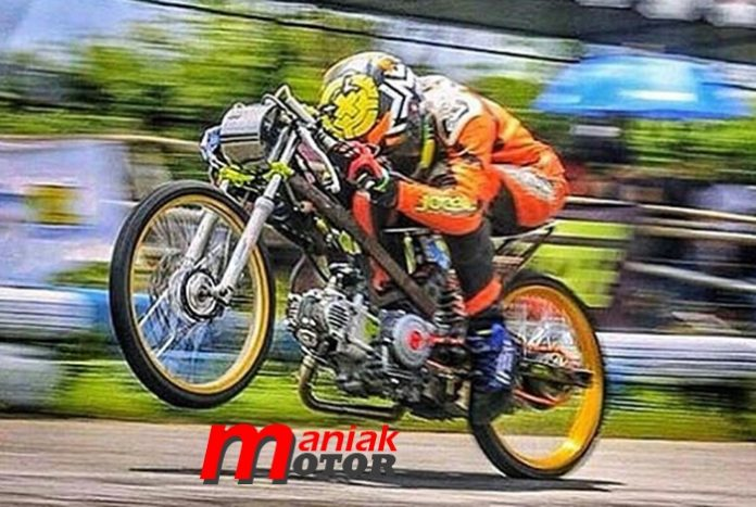 Hendra Kecil, Drag Bike, Bali