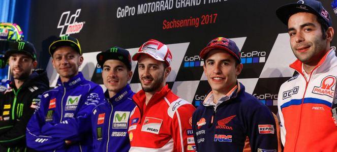 Jumpa Pers Sachsenring 2017