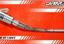 Knalpot JRM 130 4T