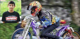 Krisna Lena, Bali, Drag bike