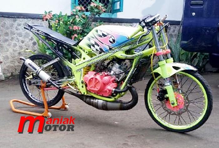 Drag Bike 2017 Kenjeran: Ninja STD Wijaya Bungkam OTD-ABRT ...
