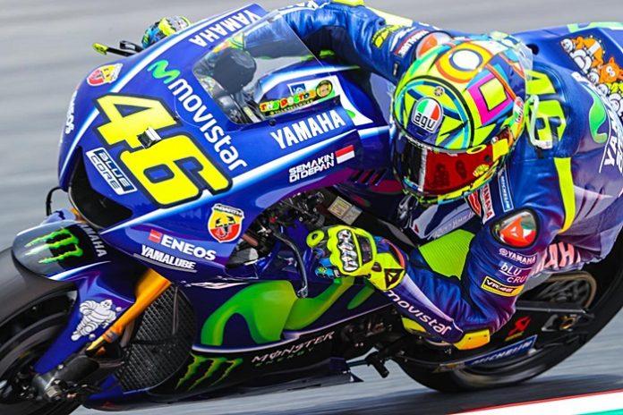Rossi, FP1-2 Catalunya, motogp