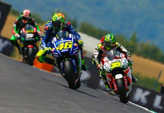 Rossi, FP1-2, Mugello