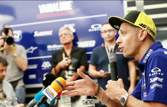 Rossi, Motogp, Mugello Konferensi pers