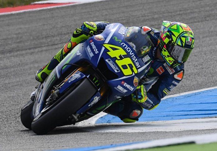 Rossi, Sachsenring, motogp