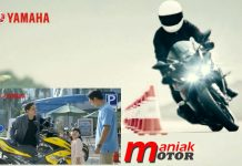 TVC, konsumen, Yamaha