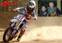 Travis, Lewis Training, motocross