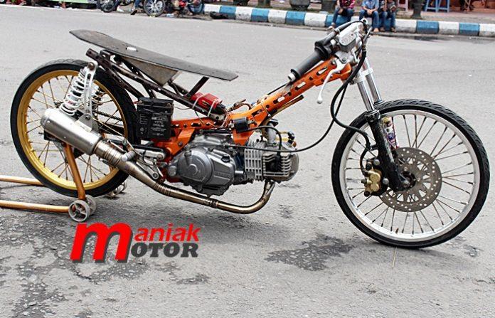 YP Wijaya, Kenjeran, Drag bike