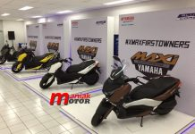 Yamaha, Prestasi, pemerintah