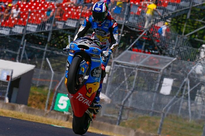 alex Marquez, Moto2 juara, catalunya