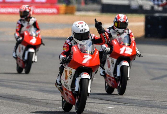 ATC, Race 2, Moto3