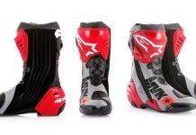 Alpinestarts, MVK, sepatu balap