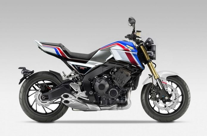 CB1000R Baru, Naked Fireblade, Honda