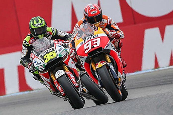 Cal Crutchlow, Pelajaran, MotoGP