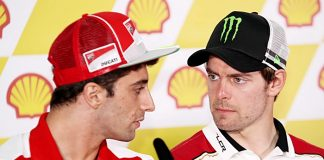 Cal Crutlow, iannone, MotoGP