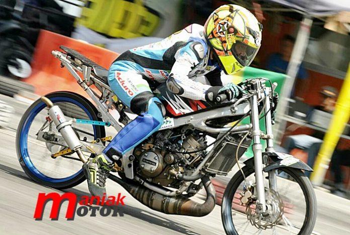 Cebonk, Kejurnas SBY, Drag Bike