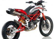 Extrema800, motocross, Ducati