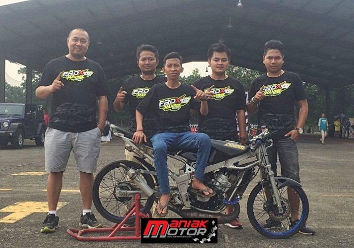 FRD X Speedshop Manroe