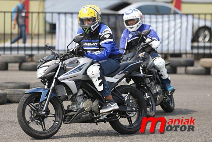 Fun riding, YSR, Sentul