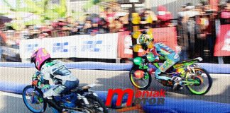Hasil mentara, Cimahi, Drag Bike lead