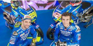 Iannone-Rins, Suzuki, MotoGP