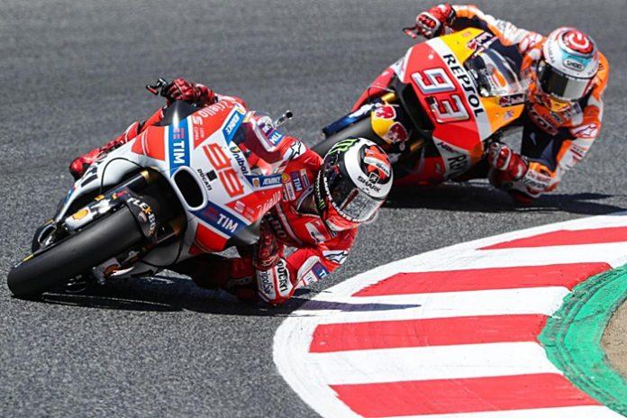 Marquez,Lorenzo, MotoGP