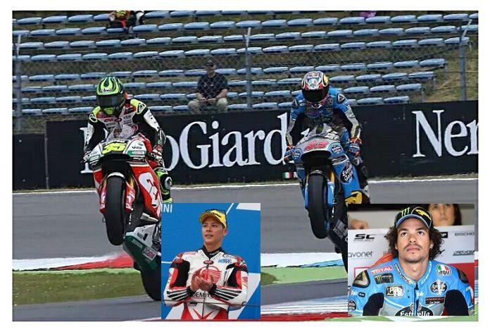 Morbi-naka, LCR-VDS, MotoGP