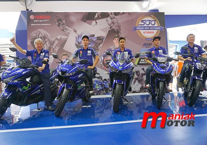 Movistar, 5 model, Yamaha