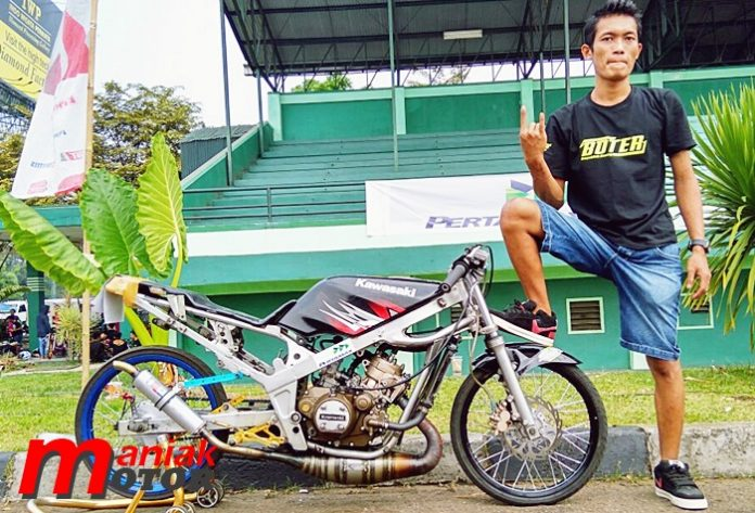 Ninja STD, Boter, Drag Bike
