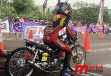 Penyisihan, WR battery, Dragbike ATS